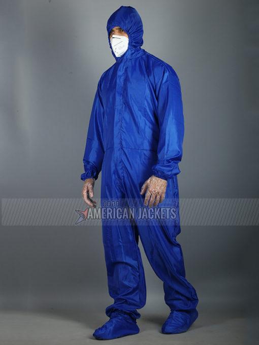 Coronavirus Reusable protective suit