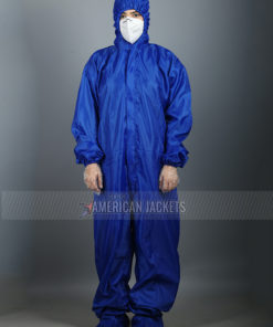 COVID-19 germs protective Reusable suit