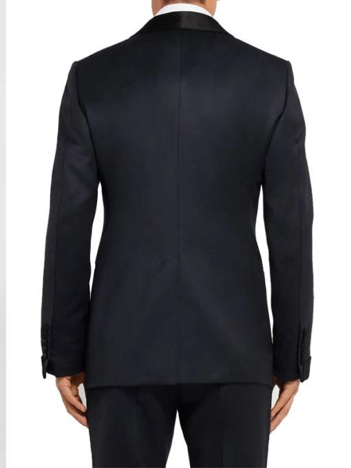 James Bond No Time To Die Black Tuxedo Suit