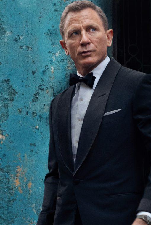 James Bond No Time To Die Dinner Tuxedo Suit