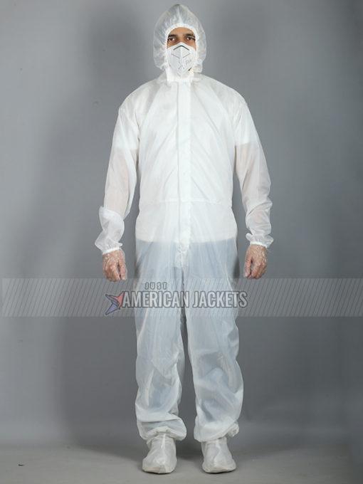 Reusable Coronavirus protective suit