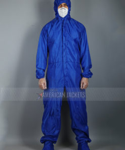 One Piece Washable germs protective suit