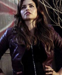 Jenna Dewan American Horror Story Leather Jacket