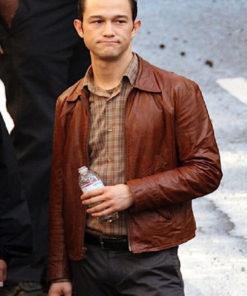 Film Inception Arthur Leather Jacket