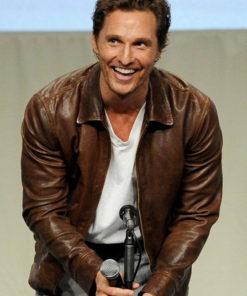 Matthew McConaughey Interstellar Jacket