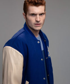 Henry King Jr. TV Series Stargirl Jacket