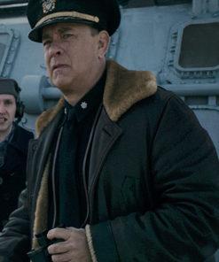 Tom Hanks Greyhound Trench Coat