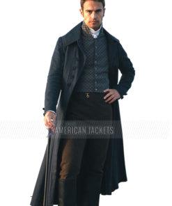 Sanditon Theo James Coat