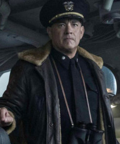 Captain Krause Trench Coat