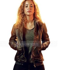 TV Series Alba Baptista Warrior Nun Jacket