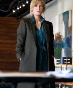 Beth Dutton Yellowstone S03 Black Coat