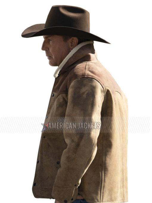 John Dutton Yellowstone S03 Jacket