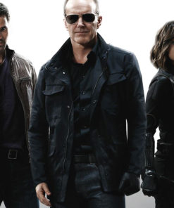 Agents of Shield Phil Coulson Jacket