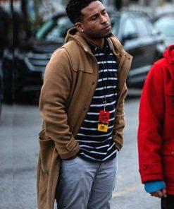 Charm City Kings Louis Stancil Wool Coat