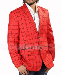 Spiderman Coat