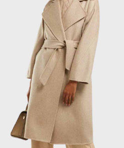 The Undoing Sylvia Steinetz Trench Coat