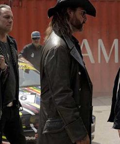 Asphalt Burning Lemmy Coat