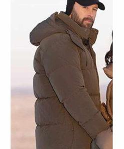 Beartown Ulf Stenberg Puffer Jacket