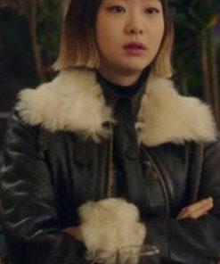 Itaewon Class Park Seo-Joon Bomber Black Jacket