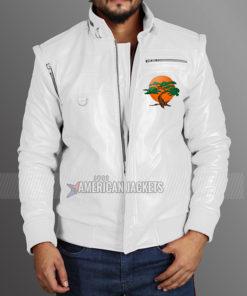 Miyagi Do Leather Jacket