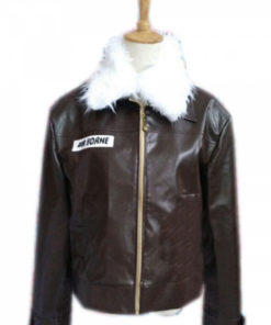 Terry Bogard King Of Fighters Leather Jacket