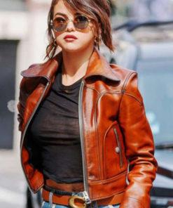 Womens Selena Gomez Jacket