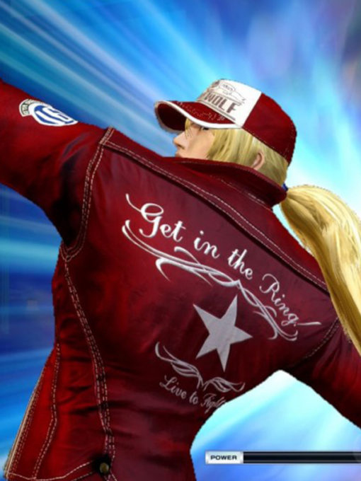 King Of Fighters XIV Terry Bogard Jacket