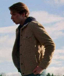 Virgin River S02 Grayson Maxwell Gurnsey Brown Jacket