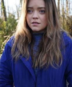 Jade Pettyjohn Big Sky Grace Sullivan Blue Jacket