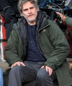 Joaquin Phoenix C'mon C'mon Bomber Jacket