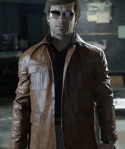 Call of Duty Black Ops Russell Leather Jacket