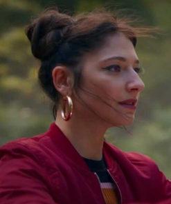 Elisha Applebaum Fate the Winx Saga Jacket