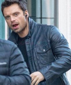 Sebastian Stan Jacket
