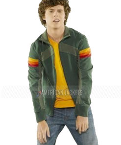 Charlie McDermott The Middle Axl Heck Green Jacket