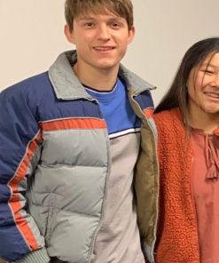 Tom Holland Cherry Jacket