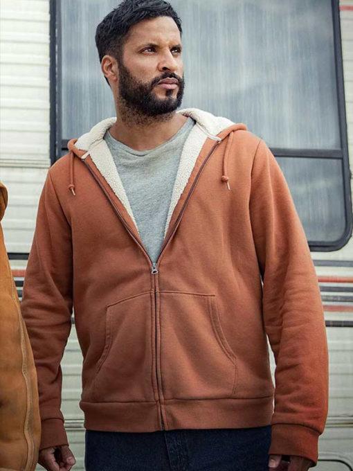 American Gods Ricky Whittle Jacket