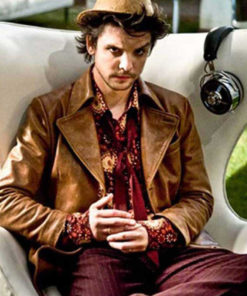 Andrew Lee Potts Alice Leather Jacket