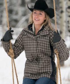 Amber Marshall Heartland Amy Fleming Jacket