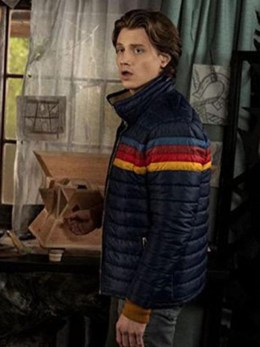 Alex Saxon Nancy Drew Puffer Jacket