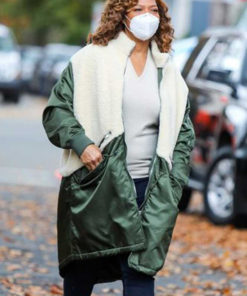 Robyn McCall The Equalizer Queen Latifah Coat