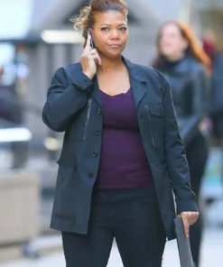 The Equalizer 2021 Queen Latifah Blue Coat