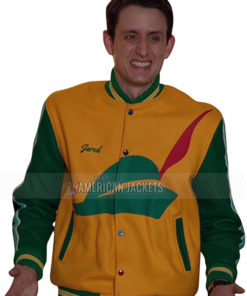 Donald Jared Silicon Valley Pied Piper Jacket
