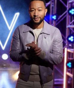 John Legend Jacket The Voice 2021