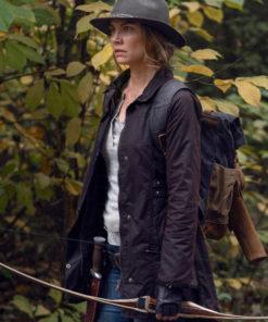 The Walking Dead Maggie Rhee Jacket