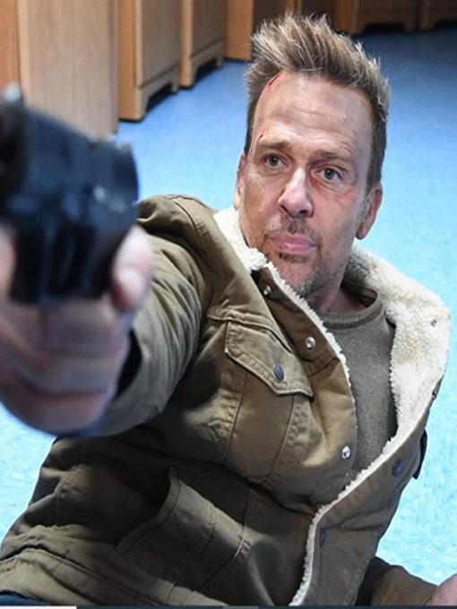 Assault on VA-33 Sean Patrick Flanery Jacket