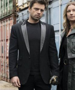 The Falcon and the Winter Soldier Sebastian Stan Blazer