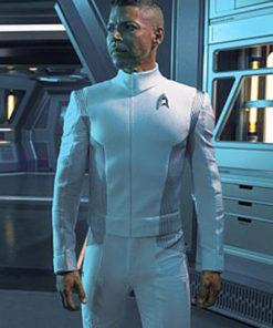 Hugh Culber Star Trek Discovery White Jacket