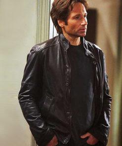 David Duchovny Californication Black Jacket