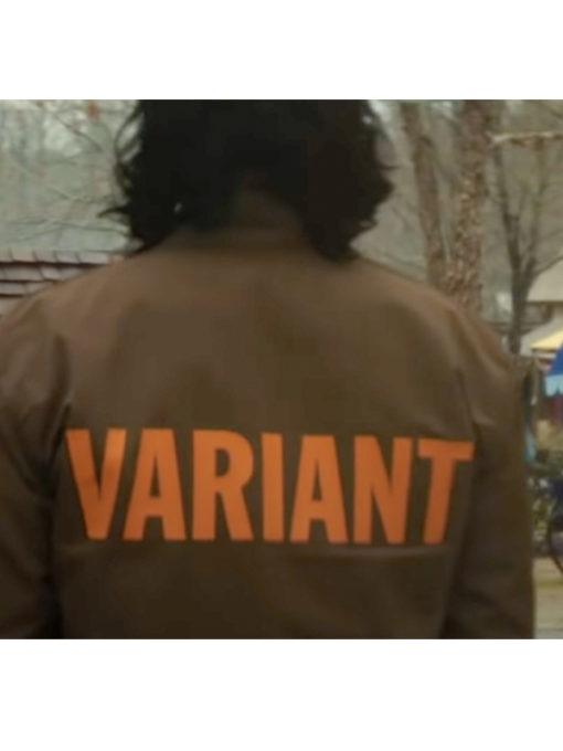 TV Series Loki Variant Jacket