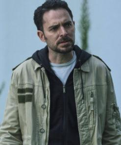 Manolo Cardona Cotton Jacket